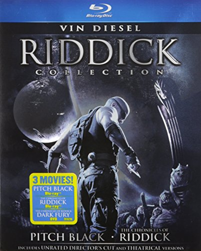 Riddick Collection (Pitch Black / Chronicles of Riddick) [Blu-ray]