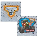 Monster Jam 3D Lunch Napkins (20)