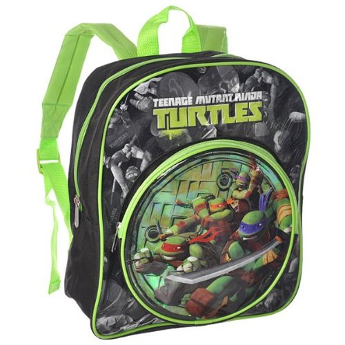 Nickelodeon Boys Iconic Backpack Black