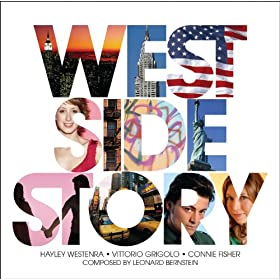 Bernstein: West Side Story - Somewhere (Album Version) [feat. Connie Fisher [Featuring]]