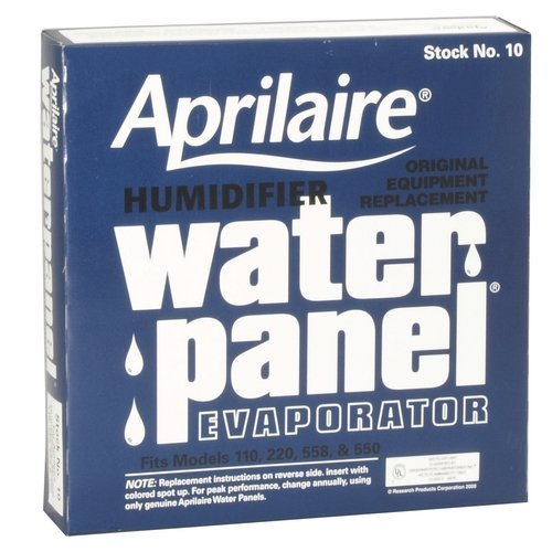 Aprilaire 10 Water Panel Evaporator - 10 Pack