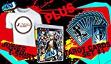 Persona 4 Arena Ultimax Fan Edition with Tarot Cards and free Medium T-Shirt (PS3)