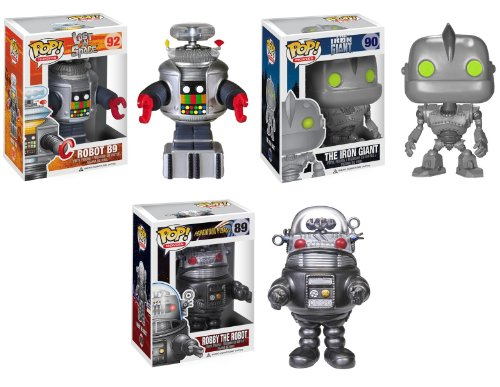 Robot From Lost In Space front-50075