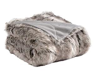 plaid fourrure les bons plans de micromonde. Black Bedroom Furniture Sets. Home Design Ideas