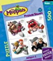 Buffalo Games Disney Stamp: Muppets II