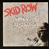 Skid Row: Monkey Business - Atlantic Records - 7'' - GER