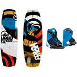 Liquid Force Classic Wakeboard With Transit Bindings 2015