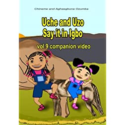 Uche and Uzo say it in Igbo vol.9 companion video