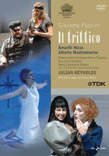 Puccini: Il Trittico [DVD] [2006]