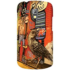 Samsung Galaxy S Duos 7582 Back Cover - Bird Love Desiner Cases