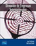 Jose Pla-Barber Direccion de Empresas Internacionales