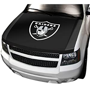 Buy NFL Oakland Raiders Auto Hood Cover by Team ProMark