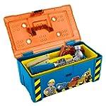 Bob the Builder Build & Saw Toolbox