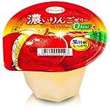 [たらみ] 濃いりんごゼリー 0kcal 225g x 6個