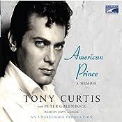 American Prince: A Memoir | [Peter Golenbock, Tony Curtis]