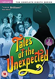 Tales Of The Unexpected - Series 8 - Complete [DVD]