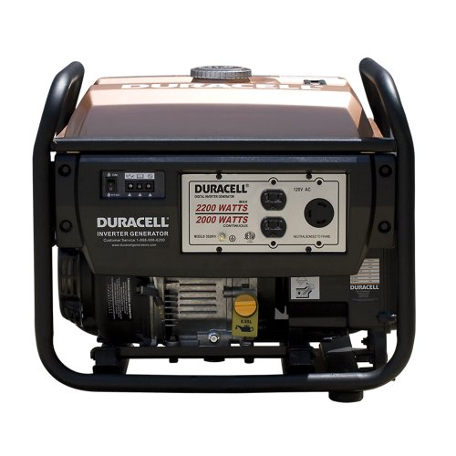 Cheap Duracell DS20R1i 2,000 Watt 4 HP 135cc Gas Powered Portable Inverter Generator (DS20R1i)