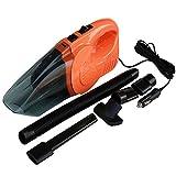 Eastlion Autoreiniger Nass und Trockensauger 120W 12V Startseite Staubsauger orange