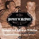 Dupree 'N' McPhee: The 1967 Blue Horizon Session