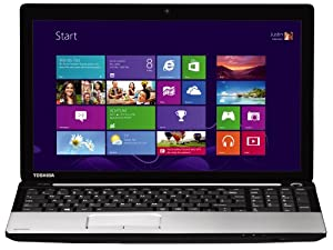 Toshiba Satellite C55D-A-162 15.6-inch Laptop (AMD A6-5200 2 GHz, 4 GB RAM, 750 GB HDD, Windows 8.1) - Silver
