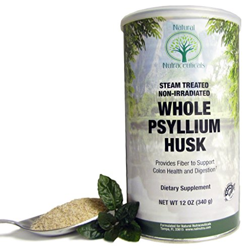 Natural Nutra Whole Psyllium Husk Powder, Soluble and Insoluble Fiber, 12 Oz, 81 Servings (Oxy Burn Advanced Fat Loss compare prices)
