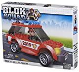 Mega Bloks Blok Squad Buildable Fire Patrol Playset