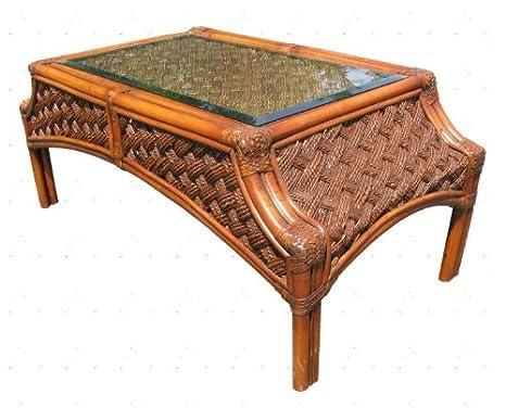 Rattan Coffee Table - Melbourne
