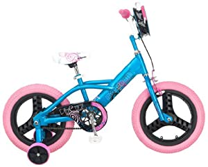 Mongoose 16-inch Girl's Pizazz Bicycle