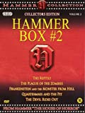 Hammer Box 2 (The Reptile / the Plague of the Zombies / Frankenstein and the Monster from Hell / Quatermass and the Pit / the Devil Rides Out)