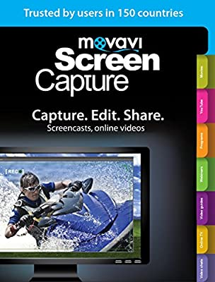 Movavi Screen Capture 5 Personal Edition [Download]