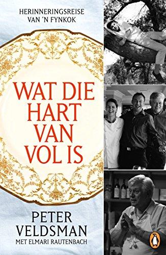 Wat die hart van vol is: Herinneringsreise van 'n fynkok (Afrikaans Edition) (Restaurant Vans compare prices)