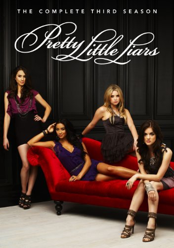 Pretty Little Liars - Season 3 (Exclusive to Amazon.co.uk) [DVD]