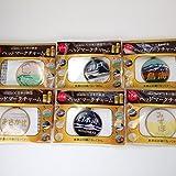 Premium YEBISU ×日本の鉄道『ヘッドマークチャーム』【非売品】 セブンイレブン限定 全6種類セット