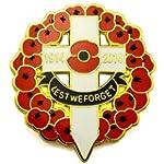 WW1 1914 - 2014 Centenary White Cross...
