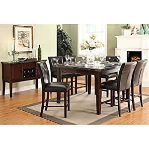 Decatur Counter Height Dining Room Set Table Chair Sets