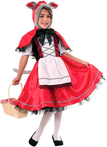 Forum Novelties Lil Red Riding Wolf Costume, Small