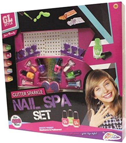 gl-style-glitter-sparkle-nail-spa-manicure-pedicure-kit-400-pieces