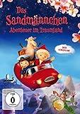 DVD Cover 'Das Sandmännchen - Abenteuer im Traumland