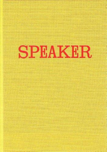 Moyra Davey: Speaker Receiver