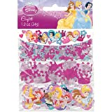 Disney Princess Value Confetti (Multi-colored) Party Accessory