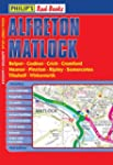 Philip's Red Books Alfreton and Matlo...