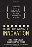 img - for Riding the Waves of Innovation: Harness the Power of Global Culture to Drive Creativity and Growth book / textbook / text book
