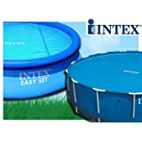 Bache  bulles pour piscine 549 cm Intex 59955 [Jouet]par Intex