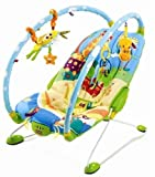 NewBorn, Baby, Tiny Love Gymini Bouncer, Blue/Yellow New Born, Child, Kid