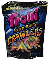 Trolli Sour Brite Crawlers – 30.4oz Bag