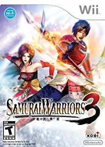 Samurai Warrior 3 - Wii Standard Edition