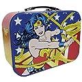Wonder Woman Tin Tote Lunch Box