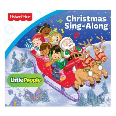 Fisher-price Little People Christmas Sing-along Cd - 1