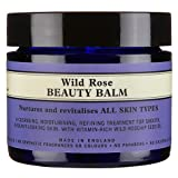 Neal's Yard Wild Rose Beauty Balm 50g- rich cleanser, gentle exfoliant or deeply nourishing balm/ quench areas of dry or dehydrated skin