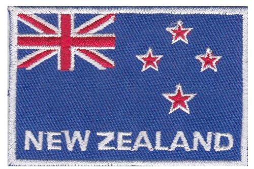 bestellmich-aufbugler-iron-on-patch-application-drapeau-nation-nouvelle-zelande-new-zealand